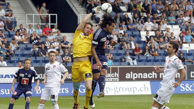 Strenger Kontrollen im Stadion in Luzern: Fans reichen Beschwerde ein