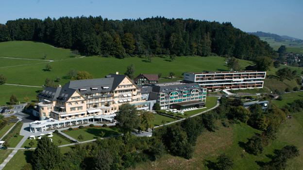 Die Sonnmatt Luzern schliesst ihre Privatklinik.