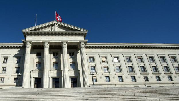 Die Richter stützen die IV-Stelle Schwyz: Das Bundesgericht in Lausanne.