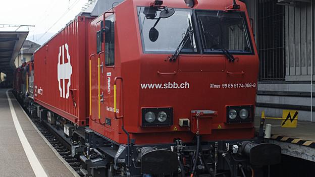 Die neuen Rettungszüge für den Gotthardtunnel kosten 30 Millionen Franken.