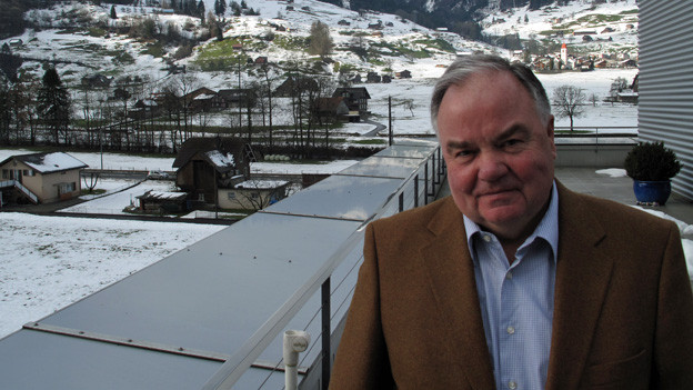 Ulrich Bettermann ist Chef von 2300 Angestellten.