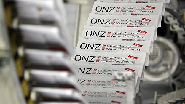 Nach zwei Jahren musste die ONZ ihre Zeitung und den Online-Betrieb 2012 einstellen