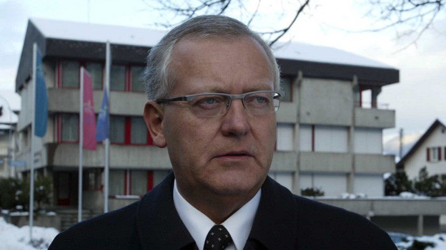 Der Escholzmatter Gemeindepräsident Gody Studer tritt ab.