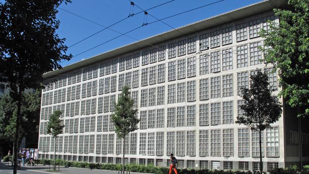 Das Gebäude der ZHB soll unter Denkmalschutz gestellt werden
