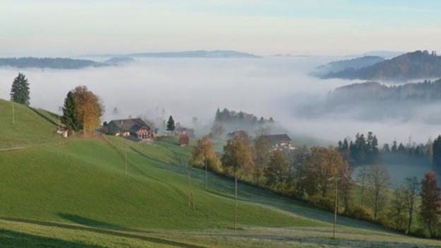 Der Napfpark soll mehr Touristen ins Luzerner Hinterland bringen
