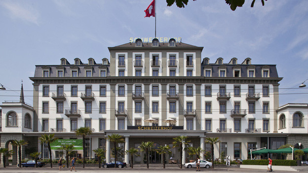 Auch die Besitzer des Hotels Schweizerhof sind von der neuen Tourismuszone nicht begeistert.