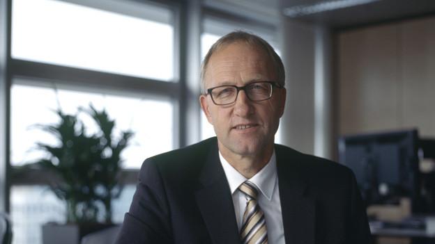 Peter Hegglin ist seit 2008 Vizepräsident der Finanzdirektorenkonferenz.
