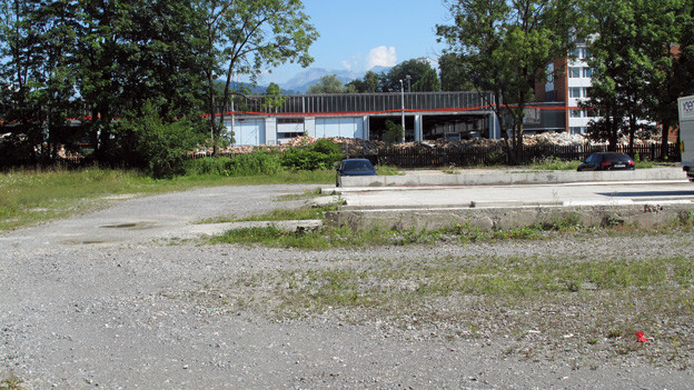 Hier stand das «La Fourmi». Als Ersatz soll der Luzerner Stadtrat leer stehende Gebäude weitervermitteln.