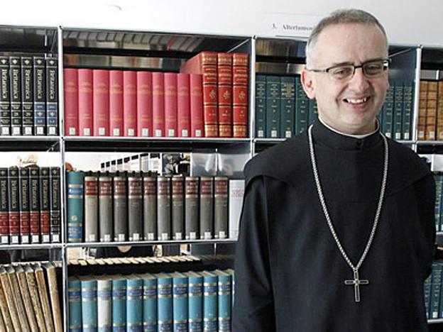 Nach zwölf Jahren hört Abt Martin Welen als Vorsteher des Klosters Einsiedeln auf.