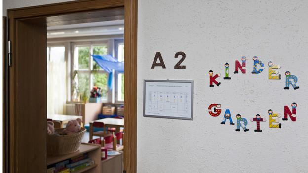 «Chindsgi» oder «Kindergarten»: Kantonsrat will beides zulassen