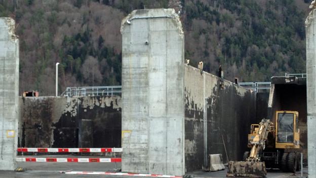 Das Biomassekraftwerk Green Power Uri AG hört auf