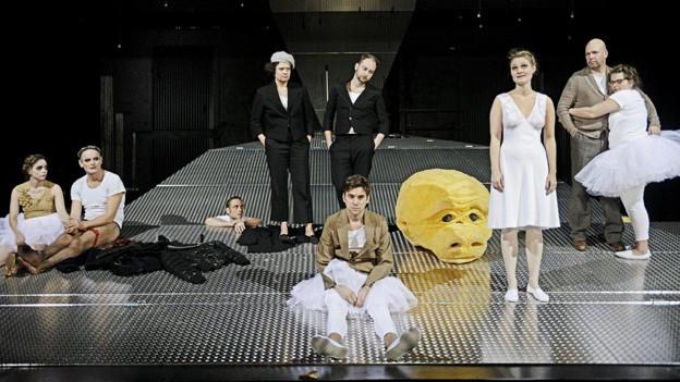Neues Stück am Luzerner Theater: Kasimir und Karoline.