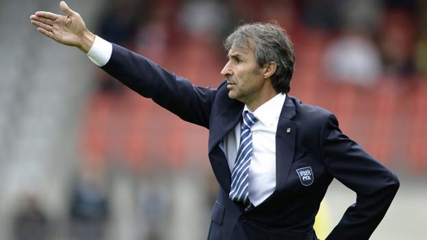 FCL-Trainer Ryszard Komornicki will die Defensive stärken.