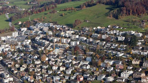 Die Zuger Regierung will das Siedlungswachstum begrenzen.