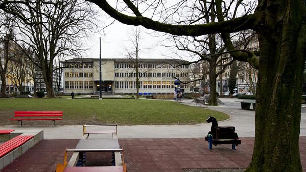 Die Stadt Luzern setzt sich für die ZHB ein.
