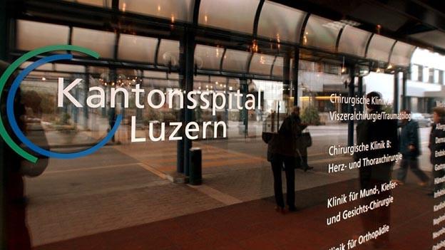 Die Kantonsspitäler Luzern und Nidwalden wollen ihre Zusammenarbeit intensivieren.