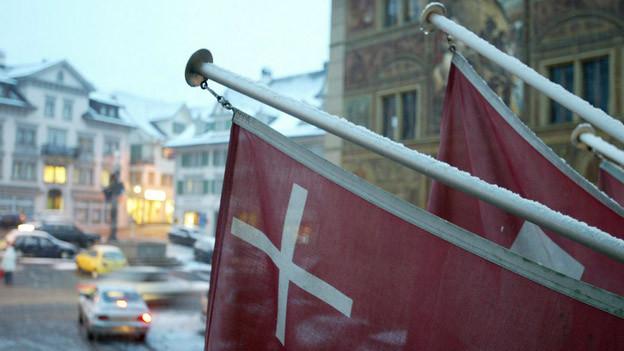 Das Schwyzer Wahlgesetz beschäftigt den Nationalrat.