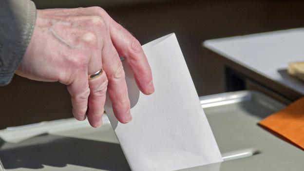 Das Wahlverfahren für das Schwyzer Parlament beschäftigt die Politik.