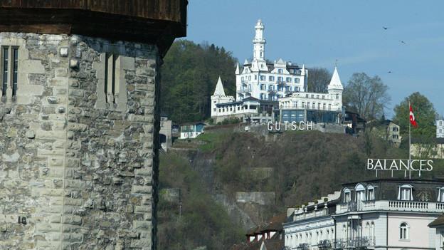 Der Luzerner Stadtrat stellt dem Gütsch-Besitzer ein Ultimatum