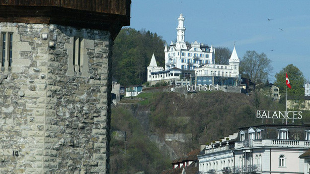Dem Luzerner Stadtrat platzt im Fall Gütsch der Kragen.