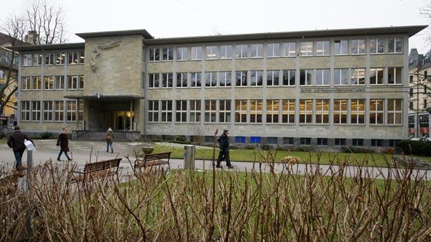 Die Stadt Luzern wartet im Fall Zentralbibliothek ab.