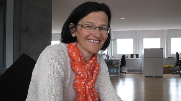 Agnes Hodel ist seinem Jahr Präsidentin des Schweizerischen Katholischen Frauenbundes Luzern.