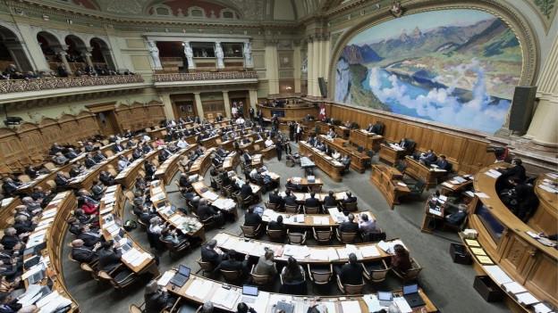 Nach dem Nein des Nationalrats muss Schwyz sein Wahlverfahren ändern.