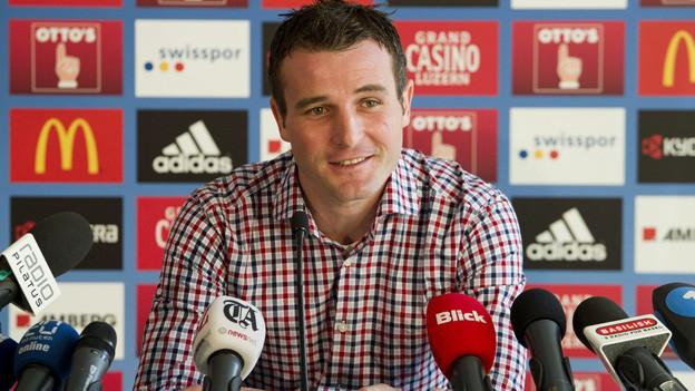 Auf Alex Frei wartet in Luzern ein anspruchsvoller Job.