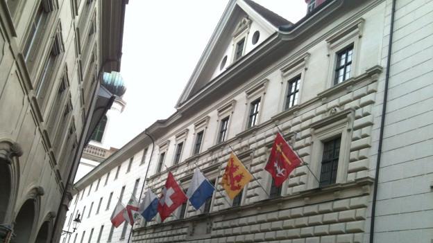 Der Kanton Luzern schreibt für 2012 rote Zahlen.