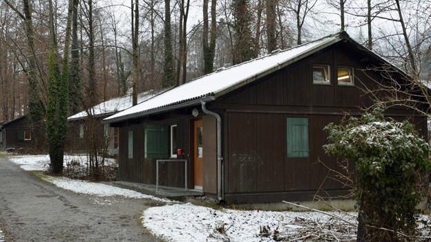 Ab dem Sommer werden maximal 100 Asylbewerber in der Truppenunterkunft Kleine Schliere untergebracht.