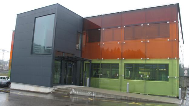 Die Verkehrsmanagementzentrale des Astra in Emmen.