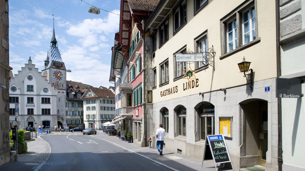 Der Kanton Zug kann einen Ertragsüberschuss von sechs Millionen Franken verbuchen.