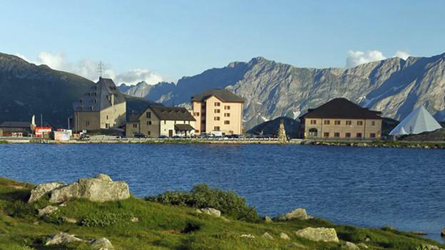 «San Gottardo» unterstützt neues Skigebiet