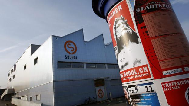 Teil der Luzerner Theater-Vision: Im «Südpol» soll die freie Szene heimisch sein.