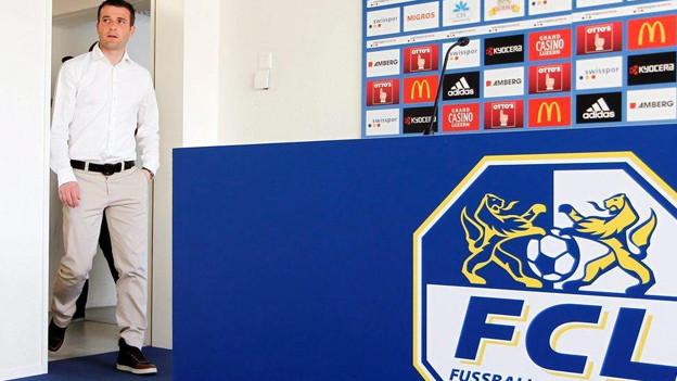 Alex Frei ist neuer Sportdirektor beim FCL.