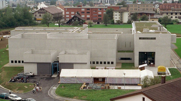 Klare Regeln für Häftlinge im Hungerstreik: Das Luzern Gefängnis Grosshof.