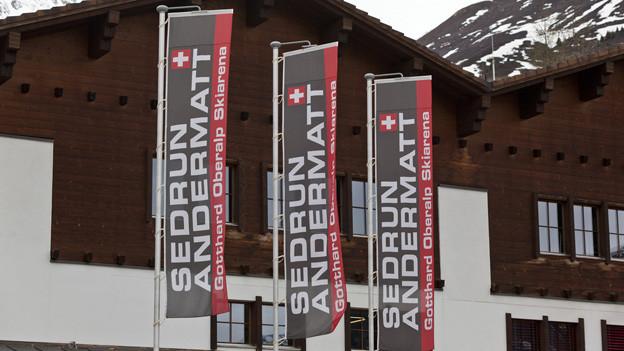 Gegen die Pläne für das Skigebiet Andermatt-Sedrun gibts Widerstand.