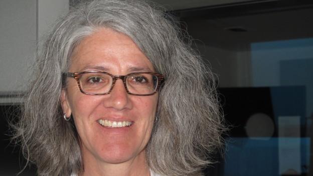 Manuela von Ah ist überzeugt vom System Zeitgutschriften