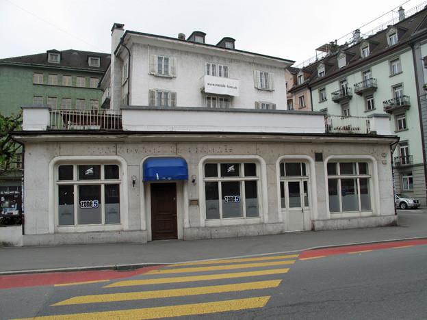 Das Lokal der Luzerner Fussballfans.