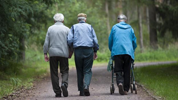 Angestellte des  Kantons Zug erhalten künftig tiefere Rente