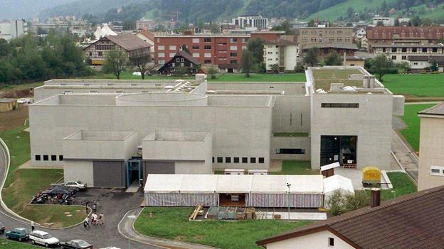 Neben dem Gefängnis Grosshof soll ein Asylzentrum mit 120 Plätzen entstehen.