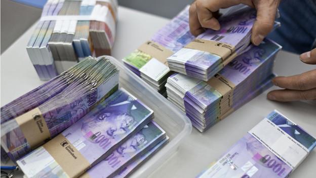 Nidwalden pocht auf Änderungen beim Nationalen Finanzausgleich.