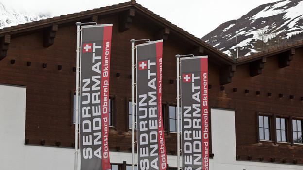 Bundesdarlehen und Kantonsbeiträge für Skiarena Andermatt Sedrun
