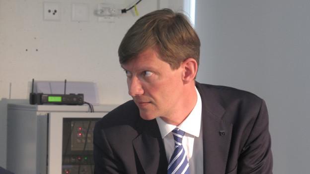FCL-Präsident Mike Hauser bleibt noch ein Jahr im Amt.