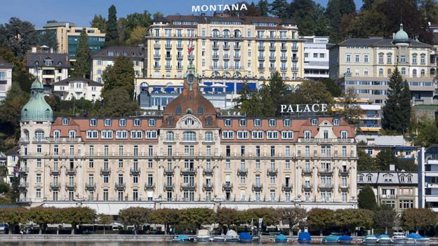 Luzerner Hoteliers bekämpfen die neue Bau-und Zonenordnung.