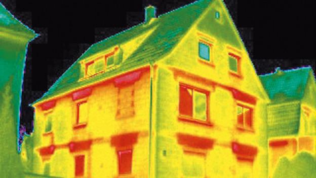 Innert zehn Jahren soll jedes Haus im Kanton Luzern über einen Energieausweis verfügen