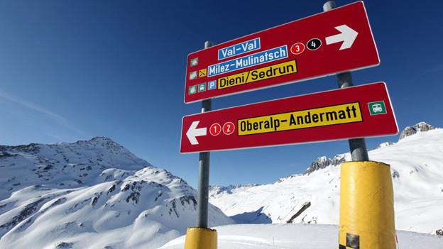 Das Skigebiet Andermatt-Sedrun hat eine weitere Hürde genommen.