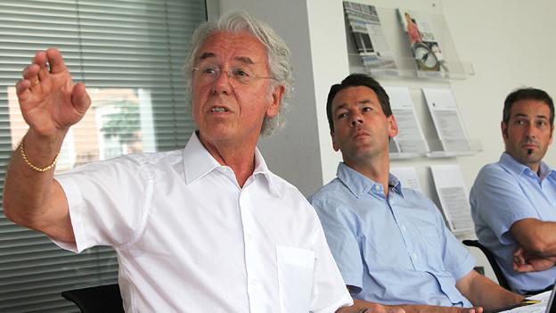 Die Luzerner Wirtschaftsverbände wollen für den Mittelstand tiefere Steuern.