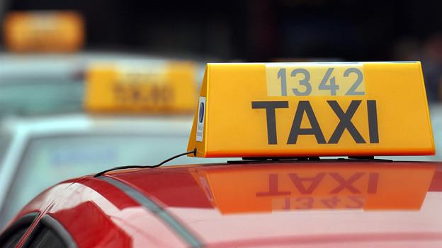 «Taxifahrer sind Aushängeschilder der Stadt Luzern», sagt Stadtrat Adrian Borgula.