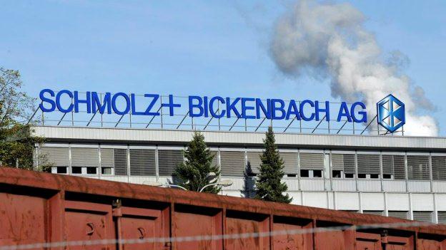 Der Sitz des Emmer Stahlkochers Schmolz+Bickenbach.